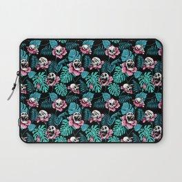 SKULLS & ROSES Laptop Sleeve