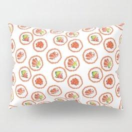Tasty sushi Pillow Sham