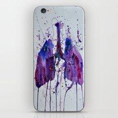 Lungs II iPhone & iPod Skin