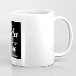 Lord Give Me Coffee And Wine Coffee Mug
