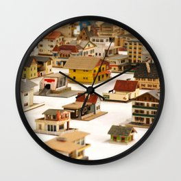 Little Man Wall Clock