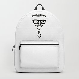 Drew Carey T Shirt Backpack