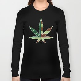 Repeal Cannabis Prohibition Long Sleeve T-shirt