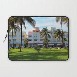 Retro Miami Laptop Sleeve