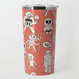 Demons Travel Mug
