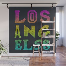 Los Angeles Wall Mural