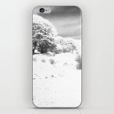 Haresfield In The Snow iPhone & iPod Skin