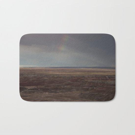 Desert Rainbow Bath Mat