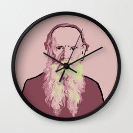 Leo Tolstoy Wall Clock