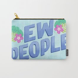 Ew People Carry-All Pouch