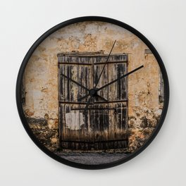 Old House Wall Clock