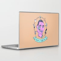 gucci Laptop & iPad Skins featuring Gucci Mane may or may not be guilty... by Brittney Maynard
