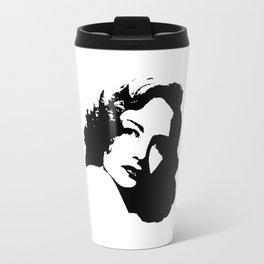 Donna Reed Is Beautiful Travel Mug