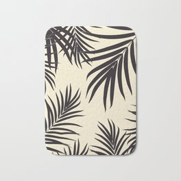 Palm Leaves Pattern Summer Vibes #8 #tropical #decor #art #society6 Bath Mat
