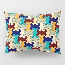Puzzles Pillow Sham