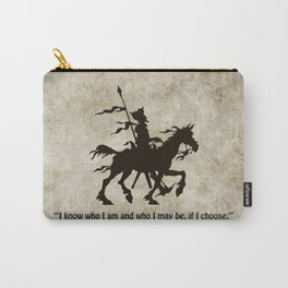 Don Quixote - Digital Work Carry-All Pouch
