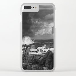 Smokeville Clear iPhone Case