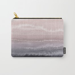 WITHIN THE TIDES BLACK SAND BEACH by Monika Strigel Carry-All Pouch