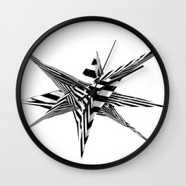 'Untitled #03' Wall Clock