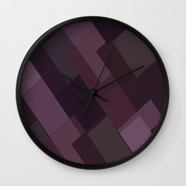 Purluxe 0.1 Wall Clock