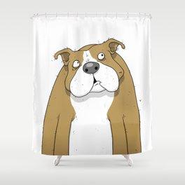 Oooh, Whassat? Shower Curtain