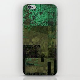 rising concern. now and then iPhone Skin