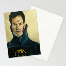 The Caped Crusader Stationery Cards