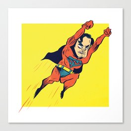 Super(ish)man Canvas Print