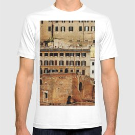 Overlapped Cities T-shirt