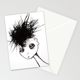 Hair 2 Stationery Cards