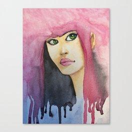 drops Canvas Print