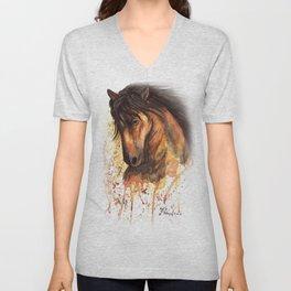 A good horse Unisex V-Neck