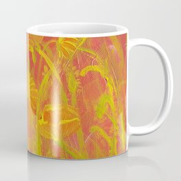Red Hot Poppies Coffee Mug