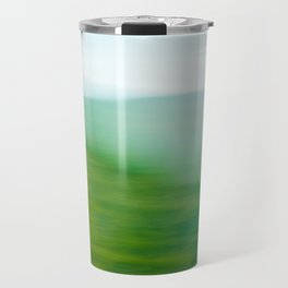 Mountains and Sea Travel Mug