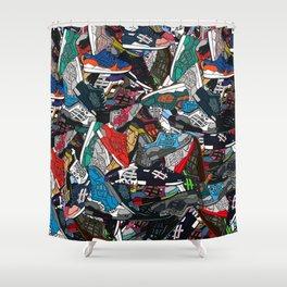 Gel Lyte III's Shower Curtain