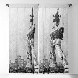 Hiroshima Last Shot Blackout Curtain