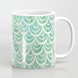 Watercolor Mermaid Coffee Mug