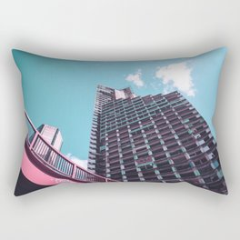 Torre de David - Caracas - Venezuela Rectangular Pillow