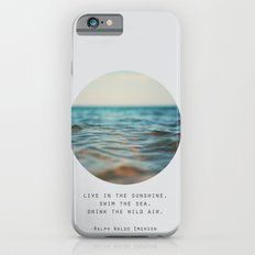 Swim The Sea iPhone 6s Slim Case