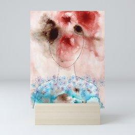 Head Vs. Heart Mini Art Print