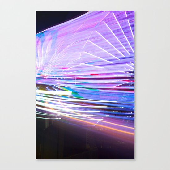 Night Light 66 Canvas Print