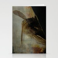 moth Stationery Cards featuring MOTH by mimulux