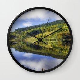 Lake Geirionydd Wall Clock