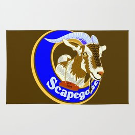 Scapegoat for Hire Rug