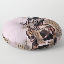 Wanna Kiss  Floor Pillow