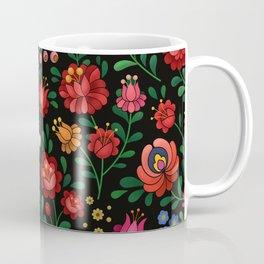 Hungarian flowers Coffee Mug