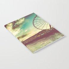 Seattle Pike Place Market Pier 57 Notebook