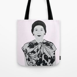 Vivienne- Fan Art Tote Bag