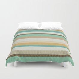 Victorian Stripes Duvet Cover
