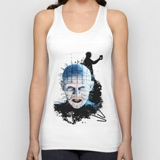 Pinhead: Monster Madness Series  Unisex Tank Top